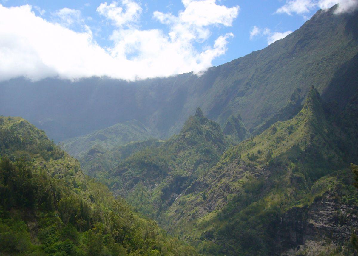 Découvrez le Cirque de Cilaos à la Réunion