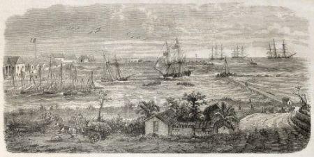 L'histoire de la Réunion