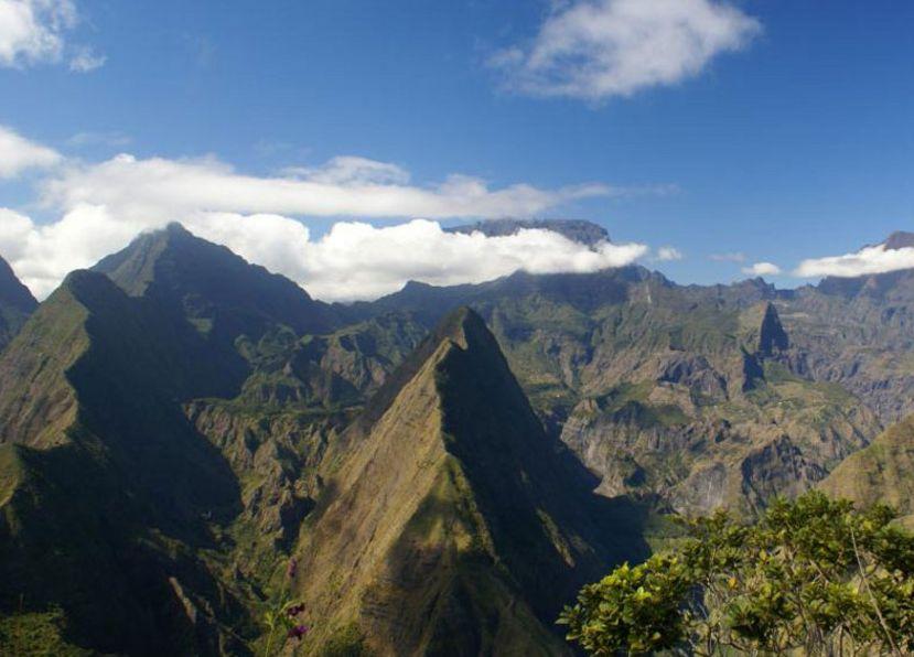 Découvrez le cirque de Mafate sur l'île de la Réunion