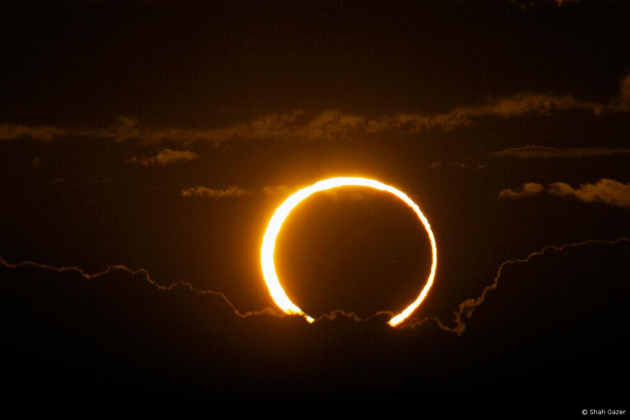 Éclipse annulaire du 1er septembre 2016
